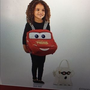 Lightening McQueen Cars Costume